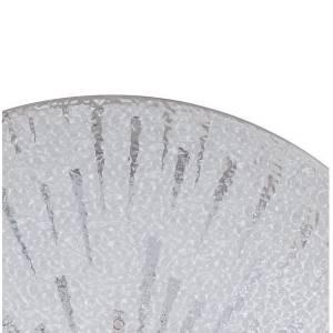 Kryształkowy plafon łazienkowy